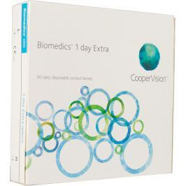 Opiniones Cooper Vision Biomedics 1 day Extra -5,00 (90 uds.)