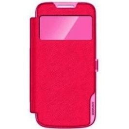 Opiniones Anymode Flip View Case pink (Samsung Galaxy S4 Mini)