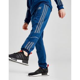 Opiniones adidas Originals Speed Poly Track Pants Junior - Only at JD, Azul