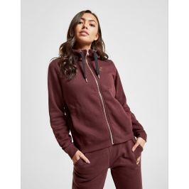 Nike Air Full Zip Hoodie - Only at JD, Burgundy/Rose Gold La ropa más vendida para todos.