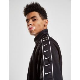 Nike Taped Poly Track Top, Negro