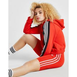 Opiniones adidas Originals 3-Stripes Cycle Shorts - Only at JD, Rojo