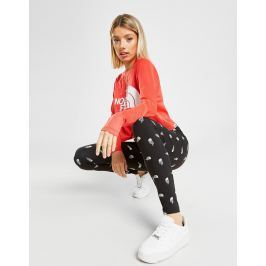 Opiniones The North Face All Over Print Leggings - Only at JD, Negro