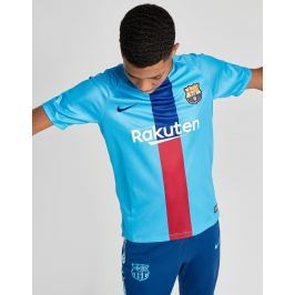Nike FC Barcelona Squad Shirt Junior, Azul