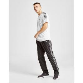 Opiniones adidas 3-Stripes Woven Track Pants - Only at JD, Negro