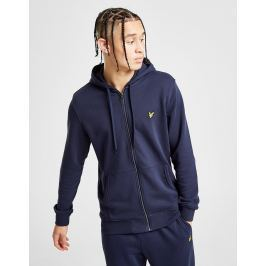 Lyle & Scott Zip Through Core Hoodie, Azul