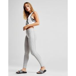 Opiniones adidas Originals Leggings 3-Stripes, Gris