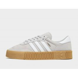 adidas Originals Samba Rose para mujer - Only at JD, Gris Samba Rose