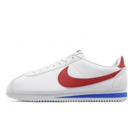 Nike Classic Cortez Leather, Blanco