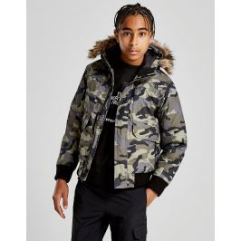The North Face Gotham Jacket Junior, Verde