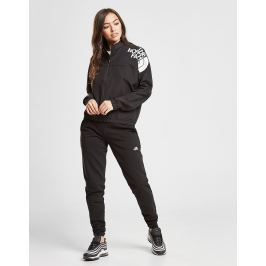 The North Face chaqueta Train N Logo, Negro