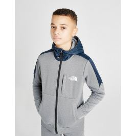 The North Face Mittellegi Full Zip Hoodie Junior - Only at JD, Gris