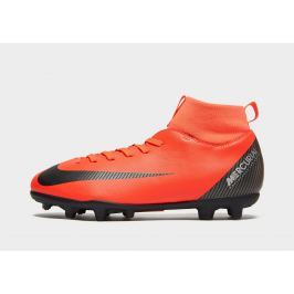 Nike CR7 Chapter 7 Mercurial Club MG Junior, Rojo